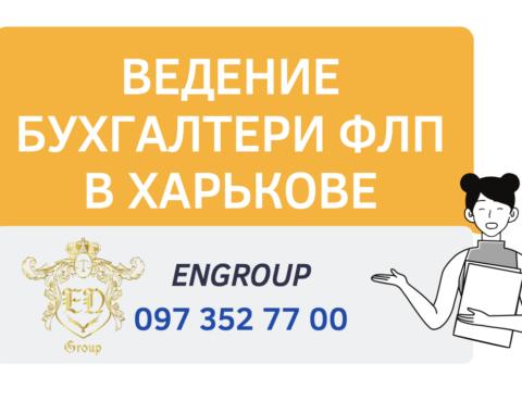 Ведение бухгалтерии ФЛПне дорогов Харьковеv
